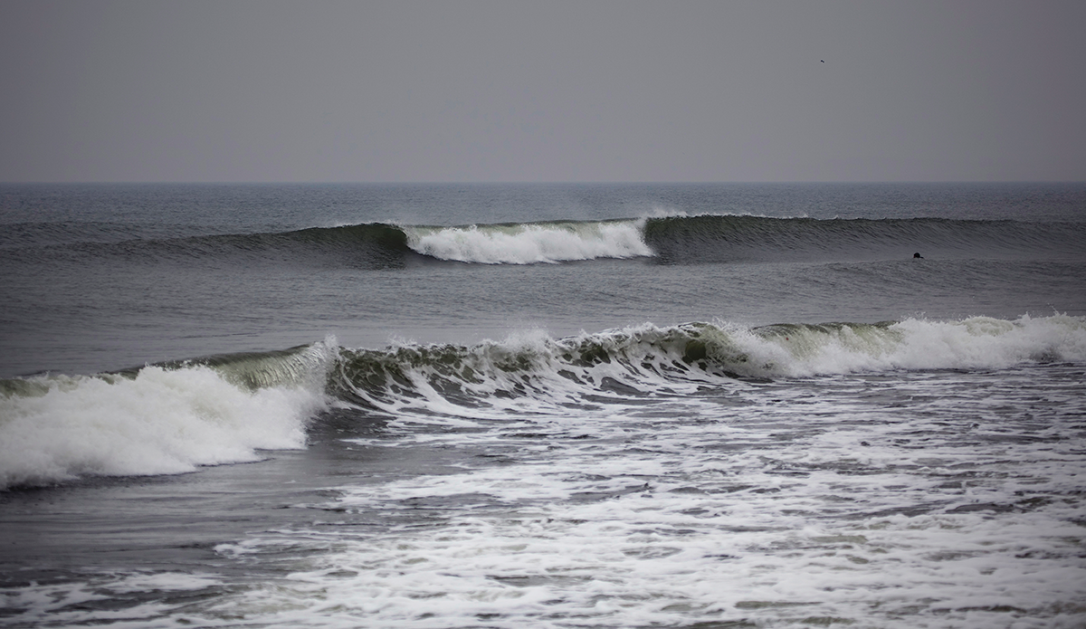 The Baltic Sea's waves are like nowhere else