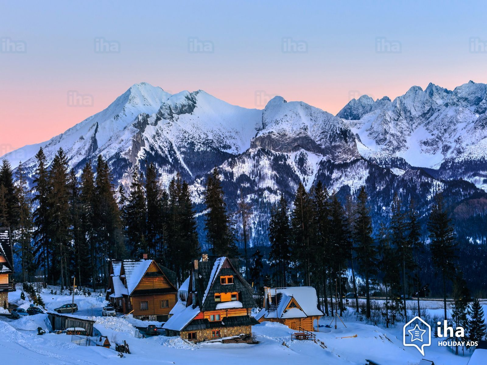zakopane polish mountains